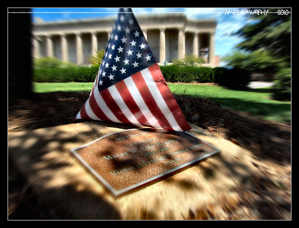 Pentagon Terrorist Attack 911 by AmberMurphy