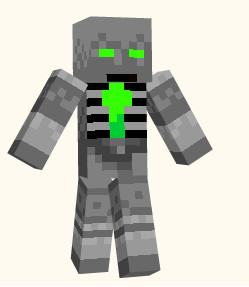 My Minecraft Self by MechaTron04