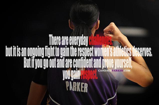 Candace Parker Quotes. QuotesGram