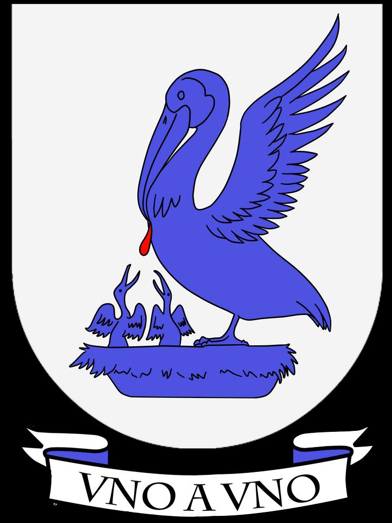 Escudo heraldico personal I by AsturconSP