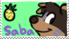 sabur stamp by dragonwarriorsaba