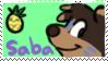 sabur stamp by dragonwarriorsaba