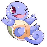 Shiny Squirtle By Dignotion On Deviantart It evolves into wartortle starting at level 16. shiny squirtle by dignotion on deviantart