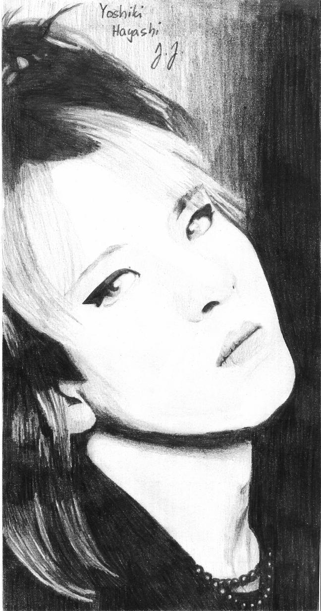 Yoshiki Hayashi by ~Kaki-sama