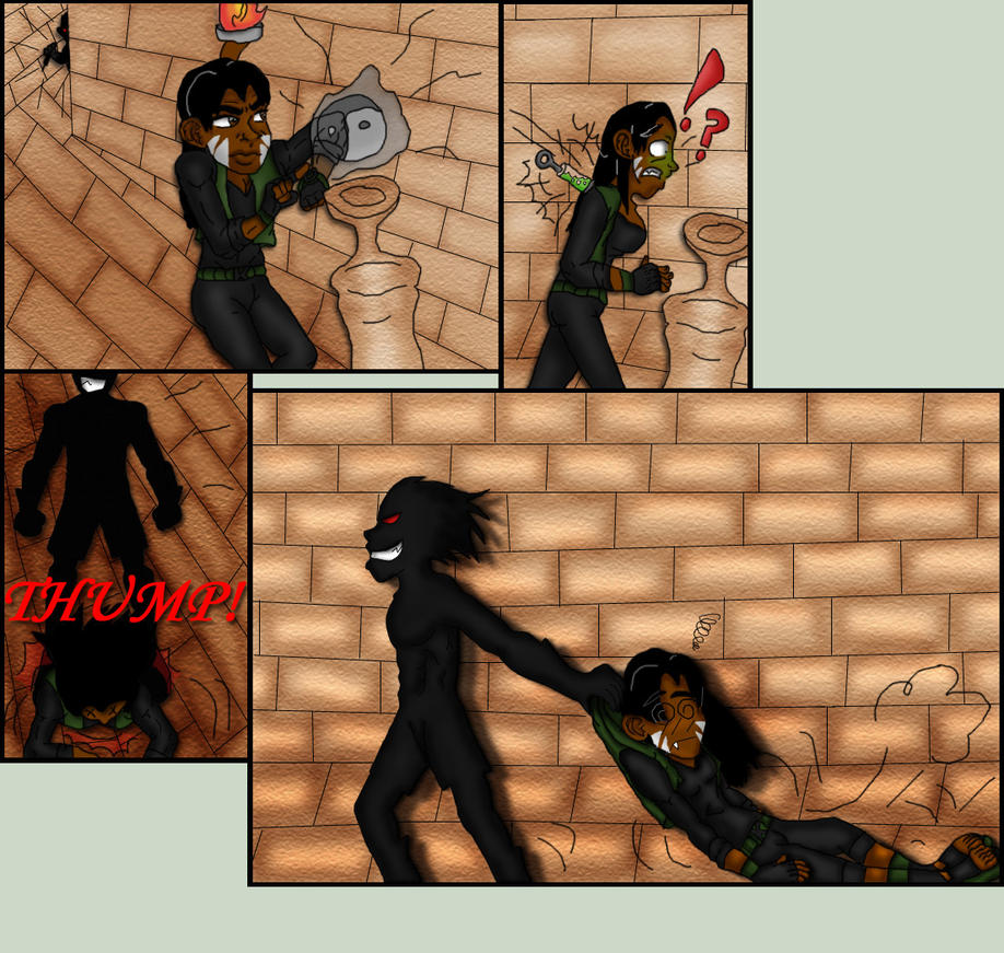 The Ultimate Villain Pic 1 by Mizz-Swagnificent