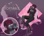 - OPEN - ADOPT COOL DEMON GIRL by Copihuehue