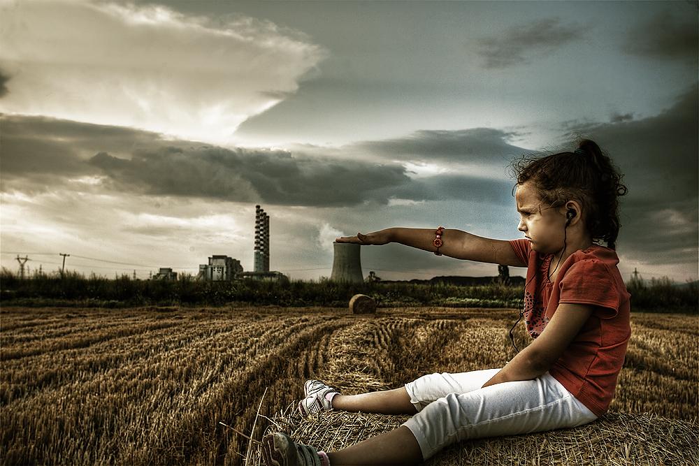 No pollution please