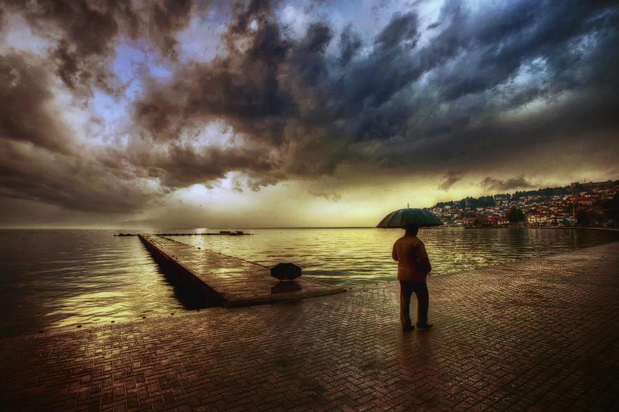 Raining man by Chris-Lamprianidis