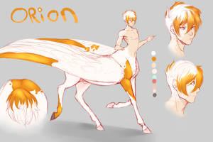 Orion Ref sheet