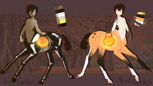 HalloweenAdoptables CLOSED by PrinceCorvus