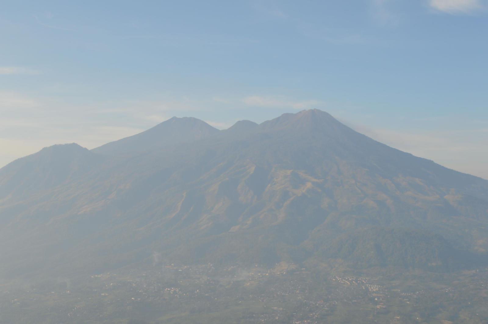 Above Penanggungan Montain By Adipancawh by Adipancawh