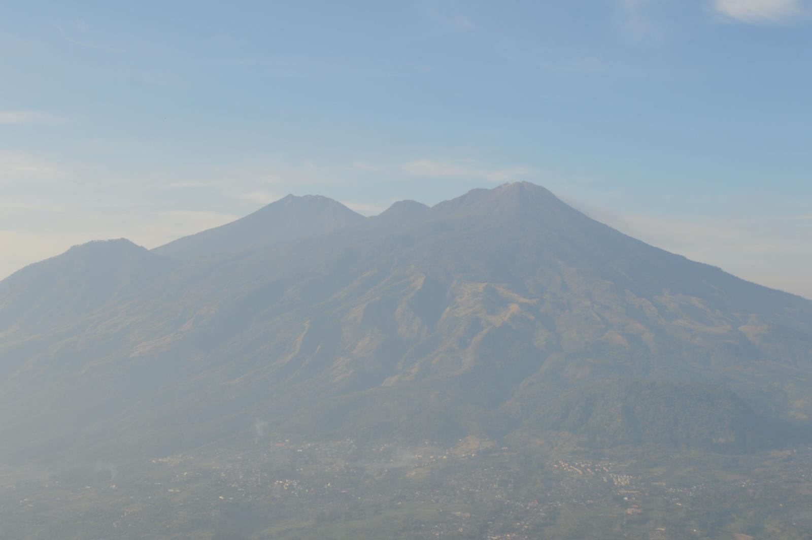 Above Penanggungan Montain By Adipancawh