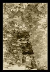 She Leaves by morganaarau