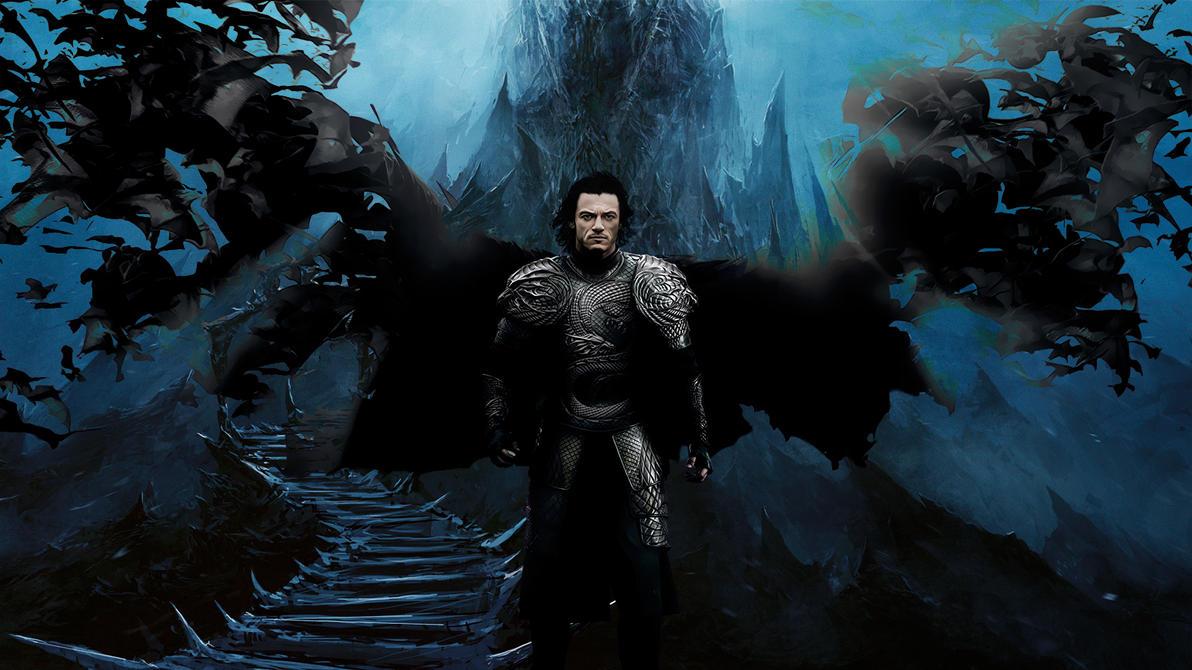 Dracula Untold variation 2 (star. Luke Evans) by ...