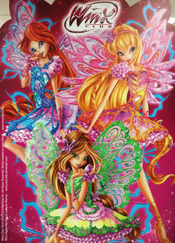 Winx Butterflix - Rainbow Srl