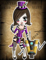 Mad Moxxi by CookieBombShells