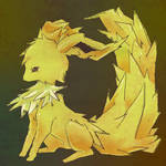 Jolteon And a Tail