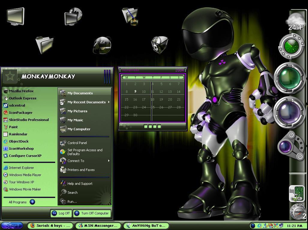 DaRobotScreenshot by slimm03