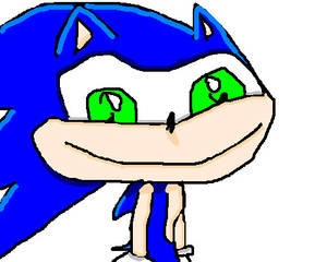 Sonic's Friday Face