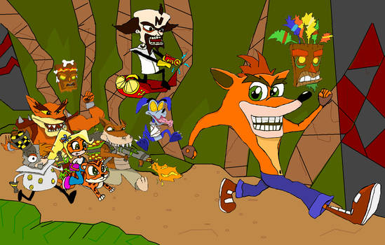 Bring Back The Bandicoot (BBB) Contest Entry