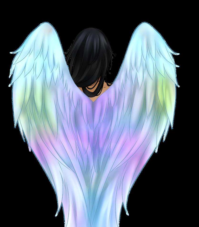 Adrian's wings by Youkai-Meimi