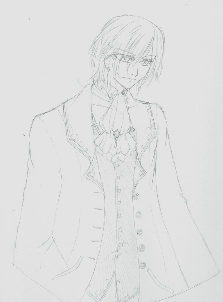 OL: Adrian Sketch by Youkai-Meimi