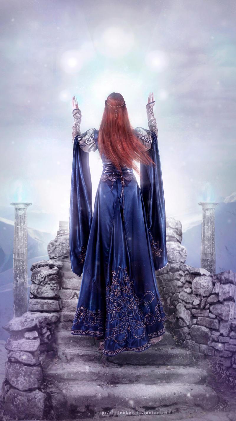 Martin Beaumarchais The_priestess_by_helenkei-d3huqpx
