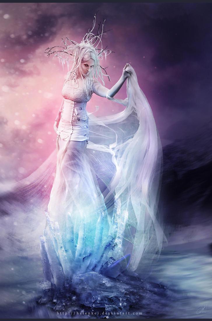 Symphony Of Ice by HelenKei