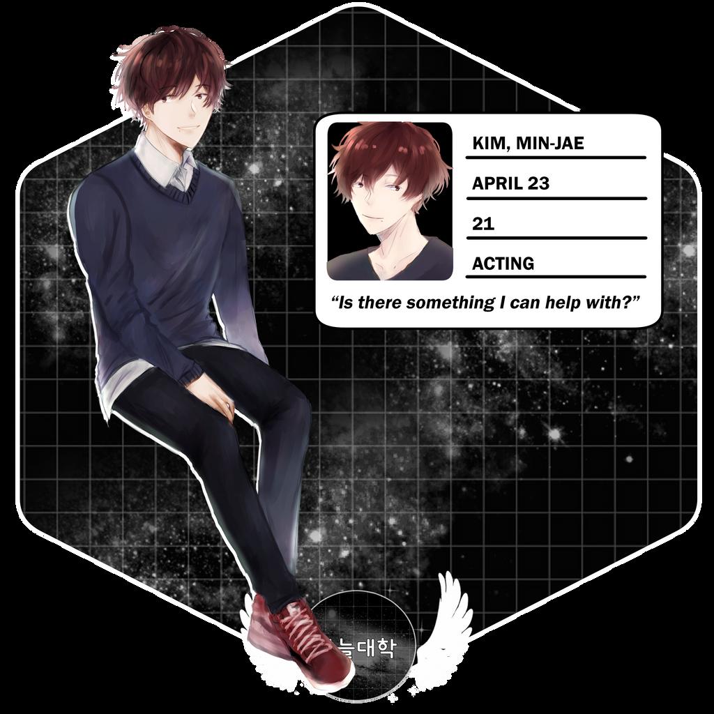 [HC] Min-jae by sealartonline