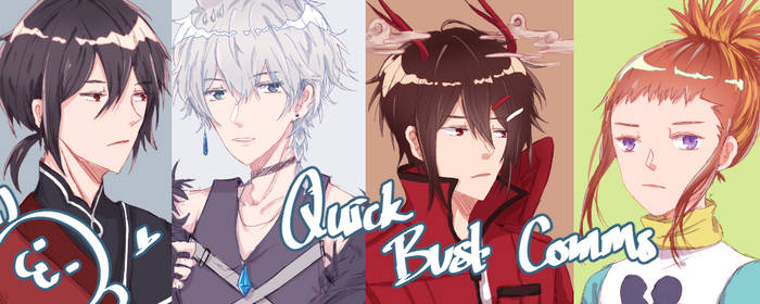 [CM] Quick Busts