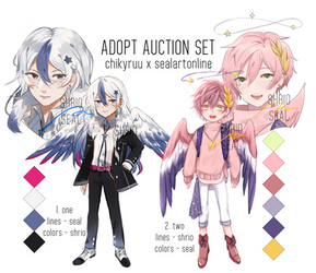 collab auction adopt set [closed]