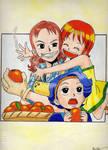 Nami's family