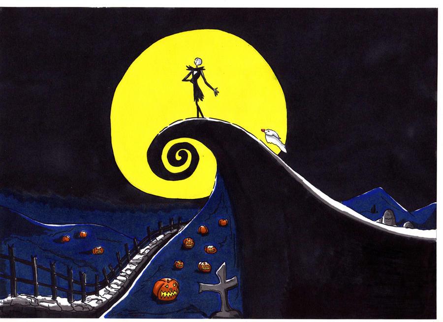 Jack's lament - The Nightmare before Christmas by ReikaTsukiharu ...