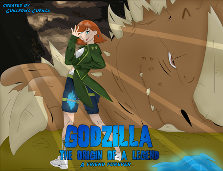 godzilla the origin of a legend 2021