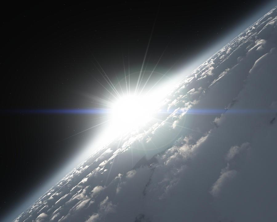 Cosmic Dawn by Shadow-Trance