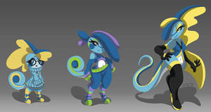 Evolution: Sobble!