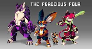The Ferocious Four