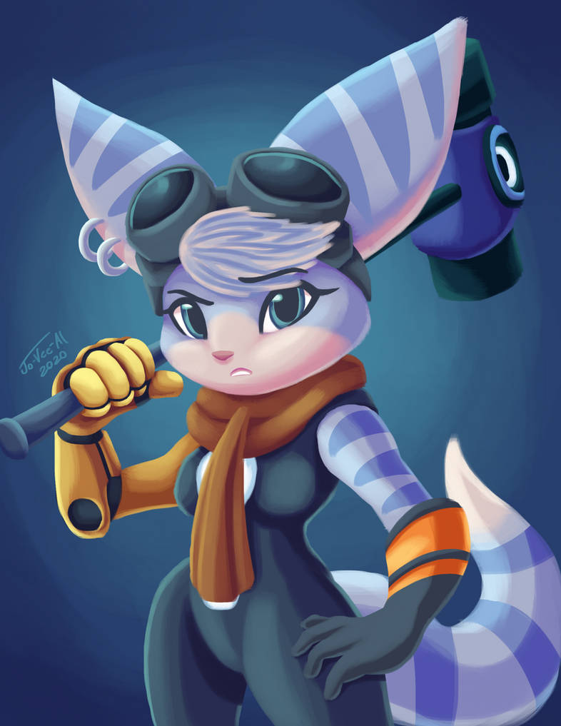 Ratchet and Clank: Rivet