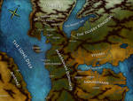 Vaerven Map