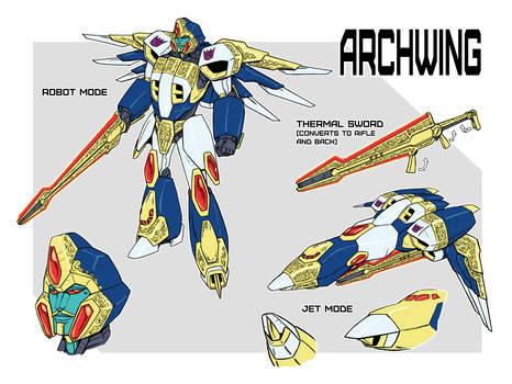 TF OC - Archwing
