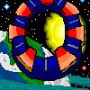 Space Gate Icon by denalim