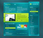 Dioxyportfolio v2 redesign