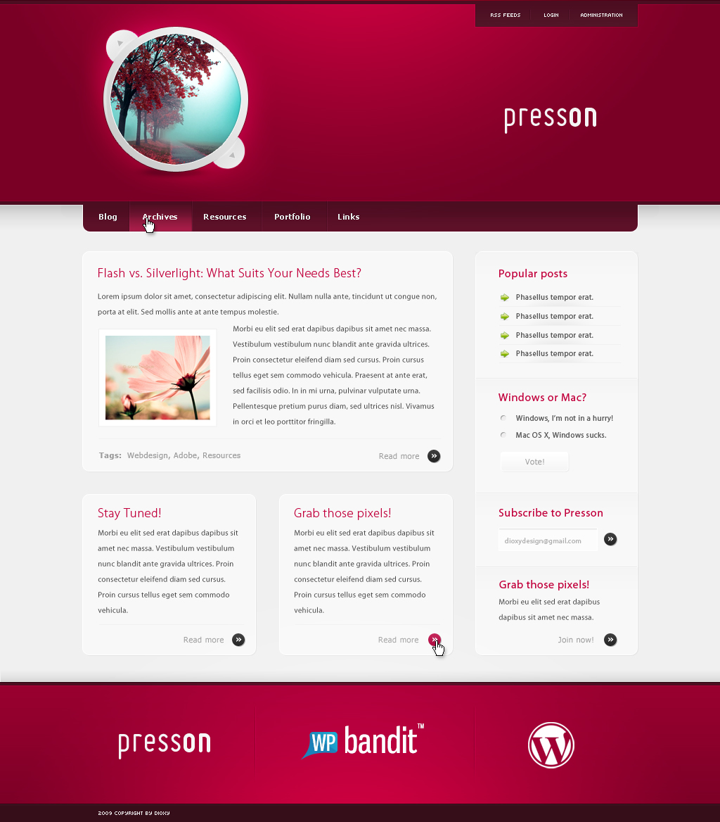 PressOn by dioxyzone