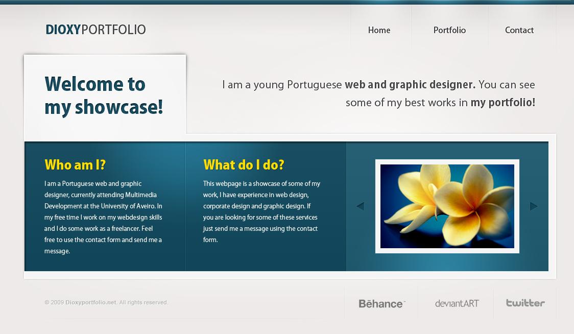 Dioxyportfolio 09 by dioxyzone