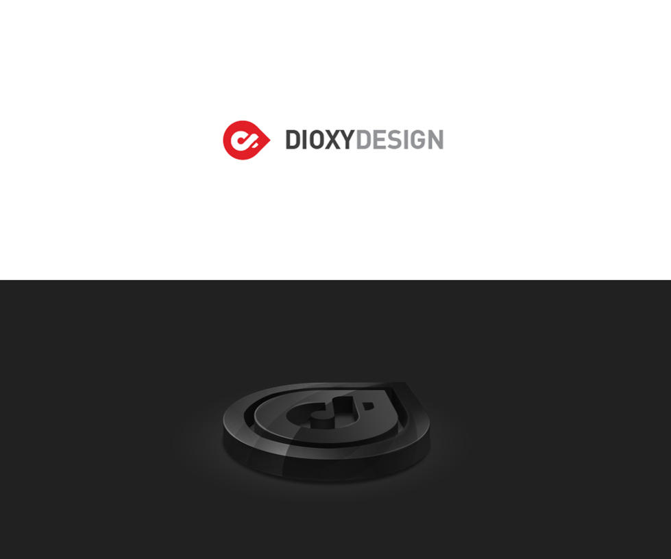 DIOXYDESIGN  Logotype by dioxyzone