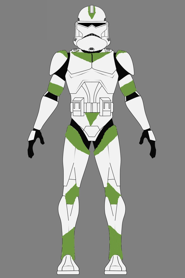 442nd BARC trooper by CT-1122