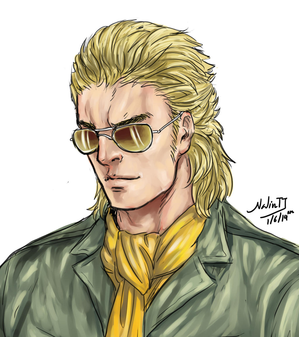 Fan Art Kazuhira Miller From Metal Gear Solid By Nalintj On Deviantart We stand tall on missing legs. fan art kazuhira miller from metal gear