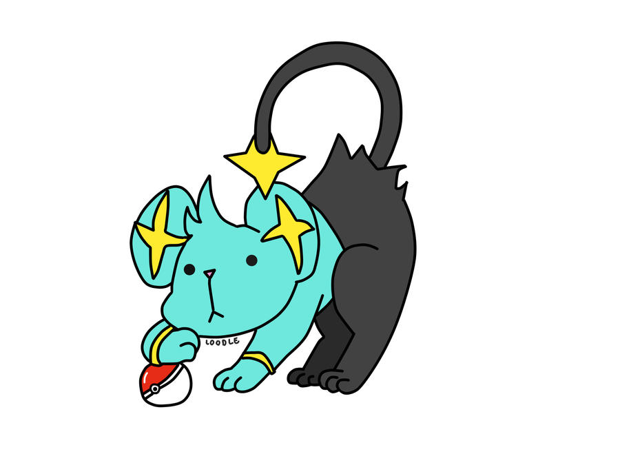 Shinx by LoodleLoodle
