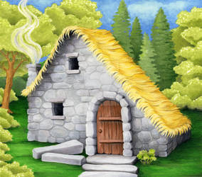 witches hut