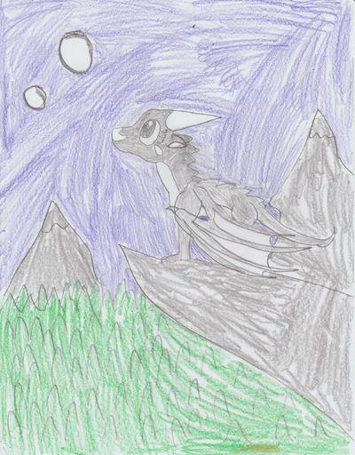 Shadow Hunter by WinterWantsMoon
